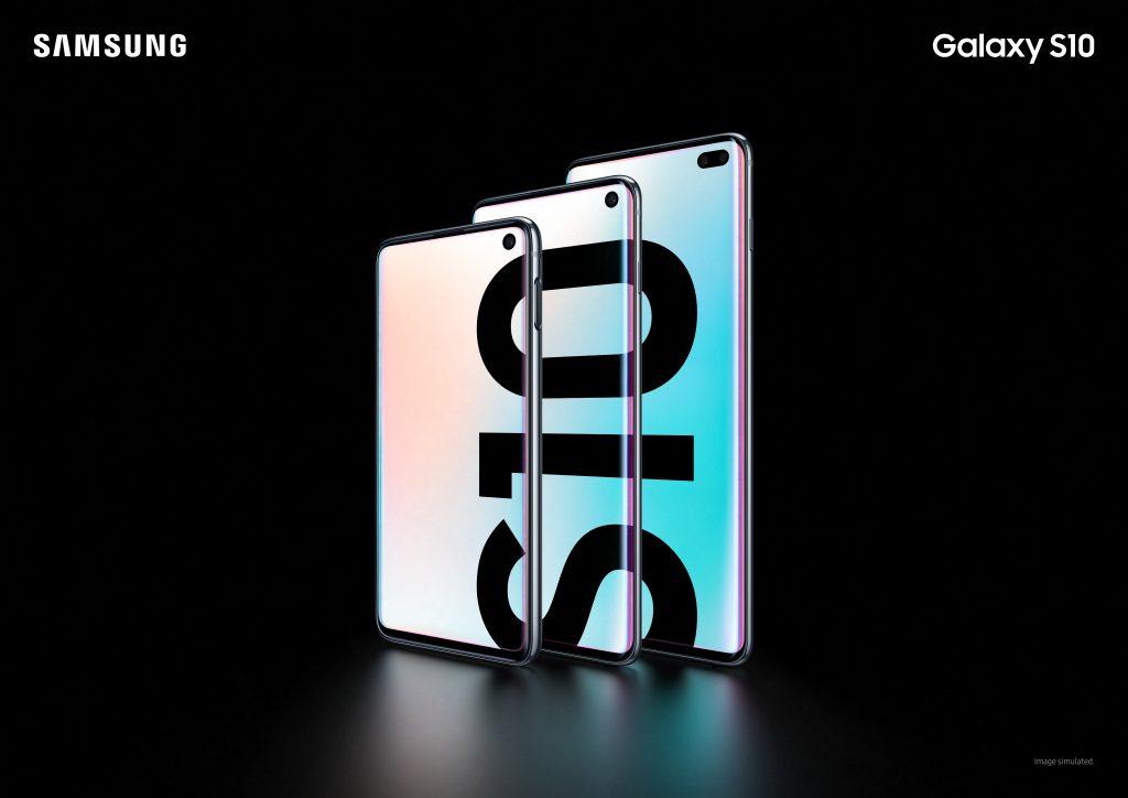 Alle Modelle des Samsung Galaxy S10 auf einen Blick