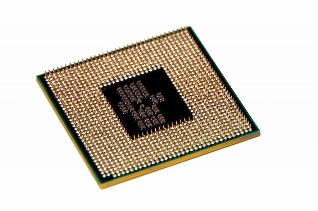 Ein Intel Core i7 Desktop-Prozessor.